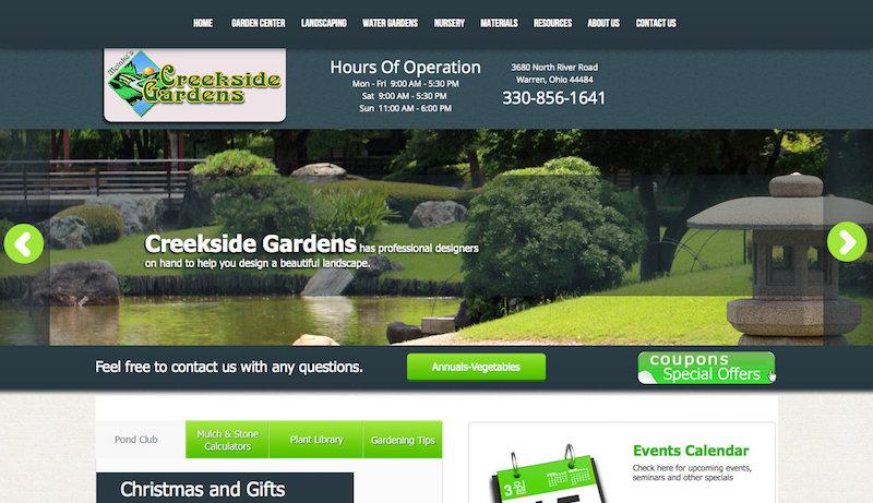 Garden Centers Whole Nurseries
